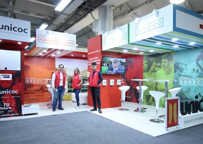 Stand Universidad UNICOC