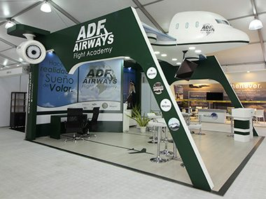 Stand ADF Airways