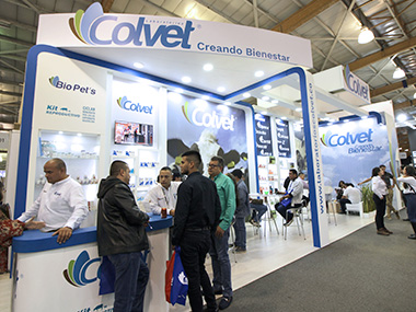 Stand Colvet